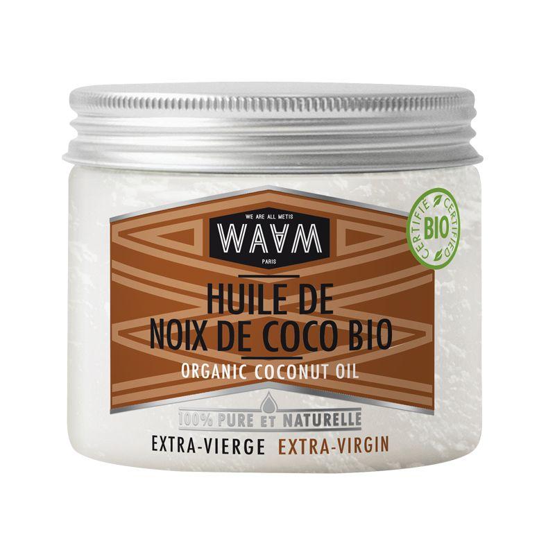 Huile de Coco vierge - Biologique - Waam