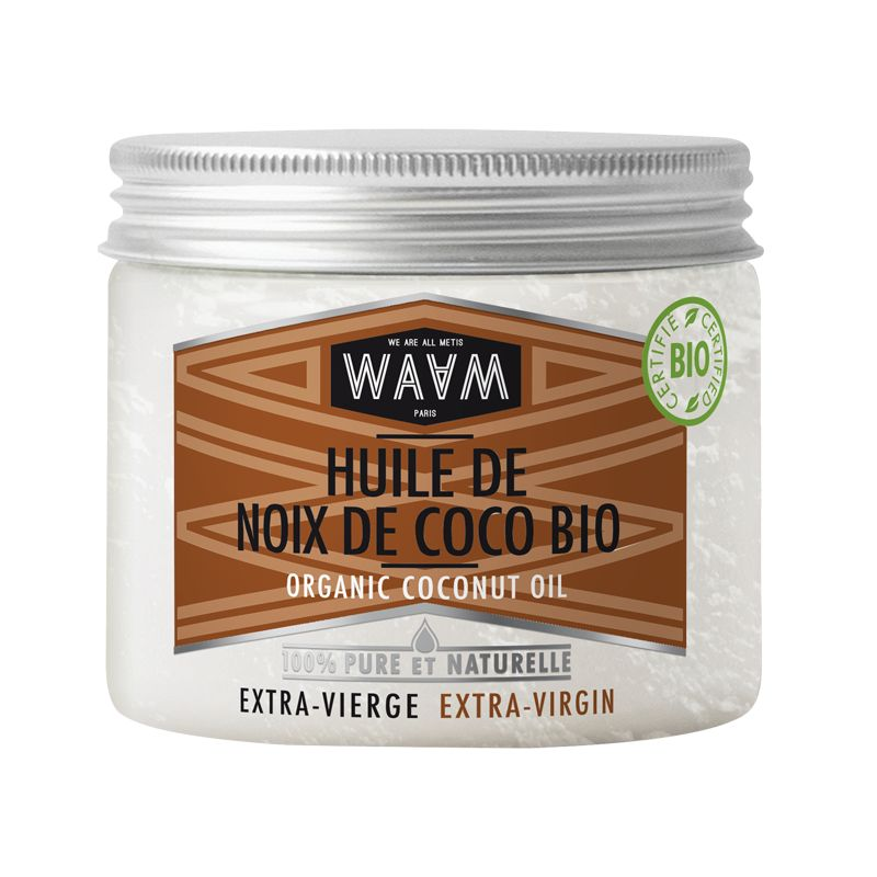 Organic Virgin Coconut Oil - Waam
