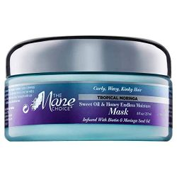 Masque Ultra Hydratant - Tropical Moringa  Endless Moisture Mask