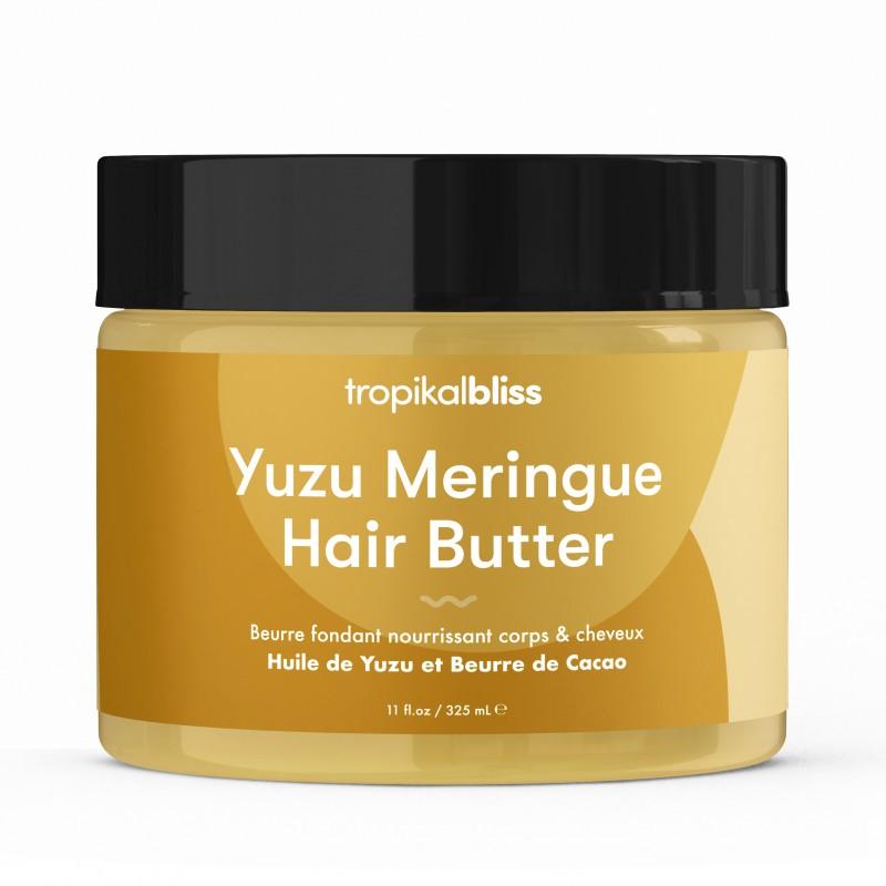 Tropikal Bliss - Beurre Scellant au Yuzu - Yuzu Meringue Hair Butter