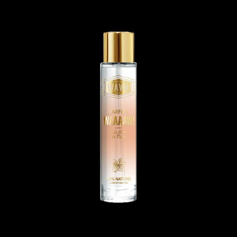 WAAAAW - 100% Natural Perfume - Body and Hair