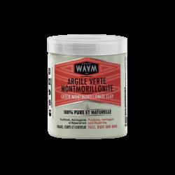 Argile Verte Montmorillonite - Waam