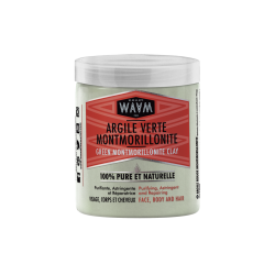 Montmorillonite Green Clay - Waam