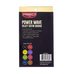 Durag - Power Wave - Green Satin - 360° Waves