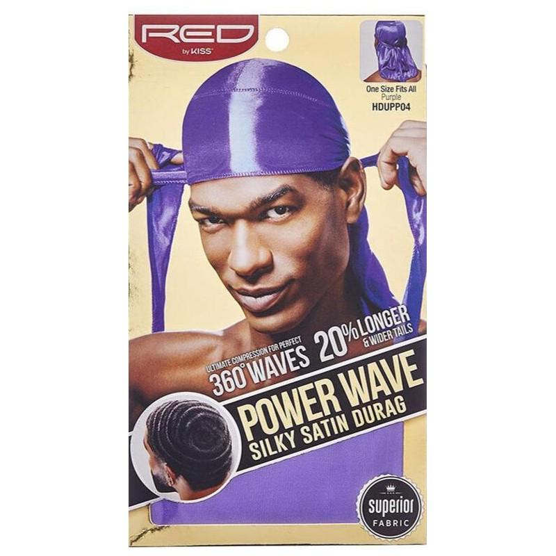 Durag - Power Wave 360° - Satin Violet