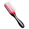 D3M Medium 7 Row Styling Brush