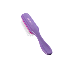 Denman D3 Styling Brush - 7 Row - African Violet