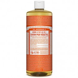 DR. BRONNER'S- Savon Liquide Tea Tree - 944 ml