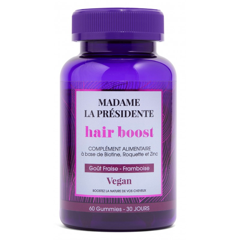 Hair Boost Gummies - Madame La Presidente
