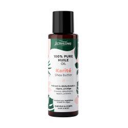 100% pure huile de Karité ACTIVILONG - 100ml