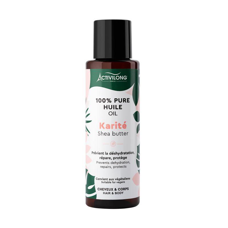 100% pure Shea oil ACTIVILONG - 100ml