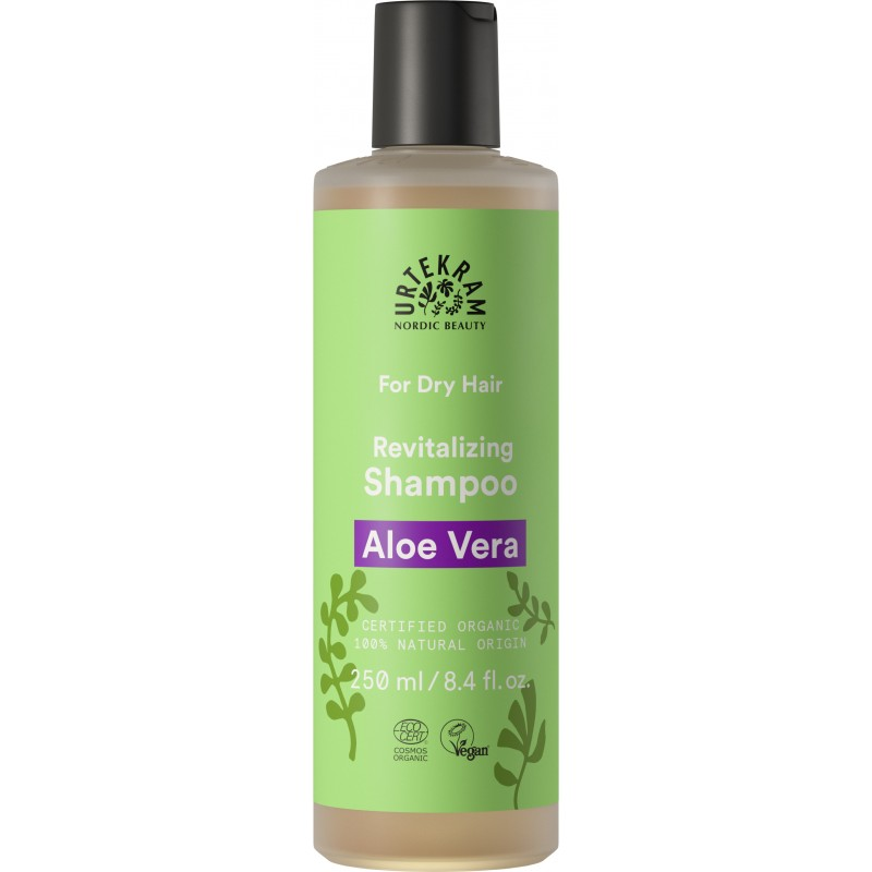 Organic Aloe Vera Shampoo - Urtekram
