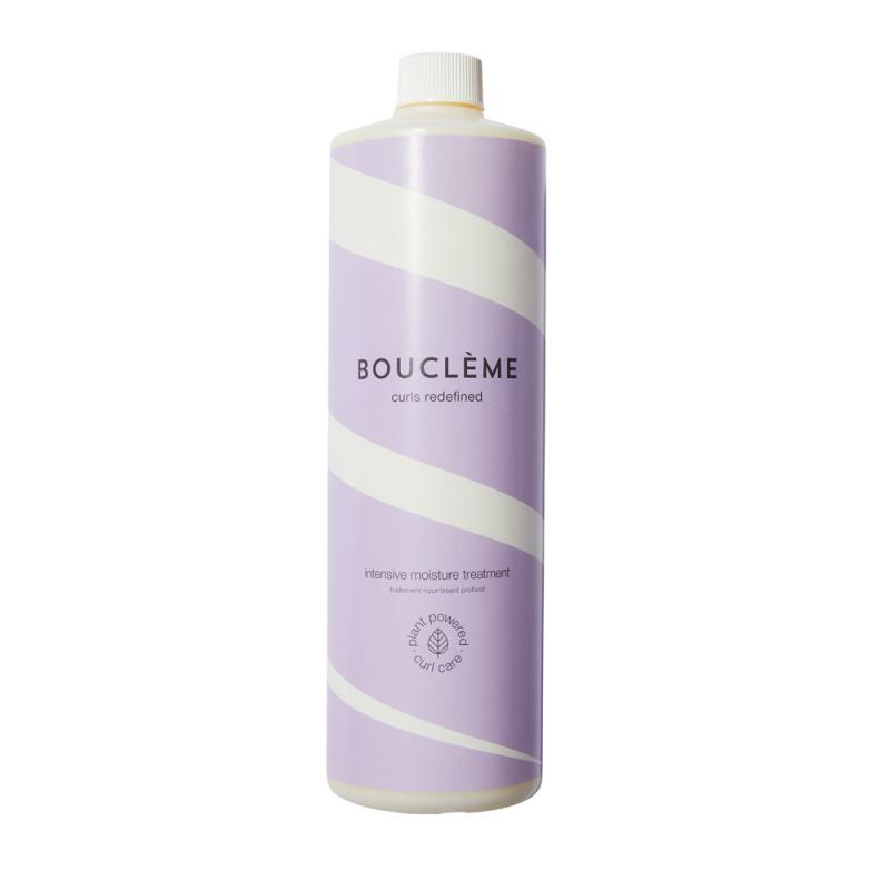 Bouclème -Masque hydratant intense pour cheveux bouclés - Intensive Moisture Treatment - 1 Litre