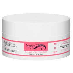 Baume Capillaire - Nappy Queen - 200ml