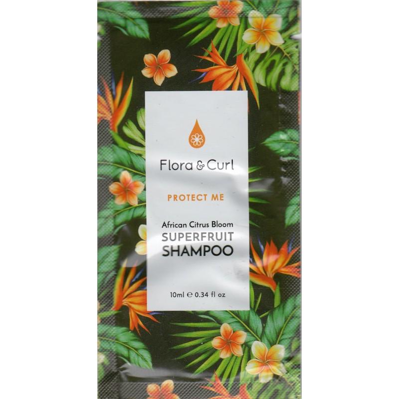 Echantillon Flora Curl Shampoo