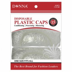 15 Disposable Conditioning Caps