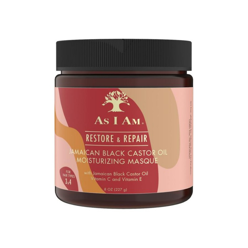 Restore and Repair Deep Conditioner -3 to 4 hair type