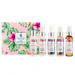 Flora & Curl Moisture Discovery Kit - 5 Products