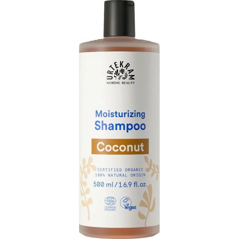 Shampoing Biologique Coconut - Urtekram 500ml