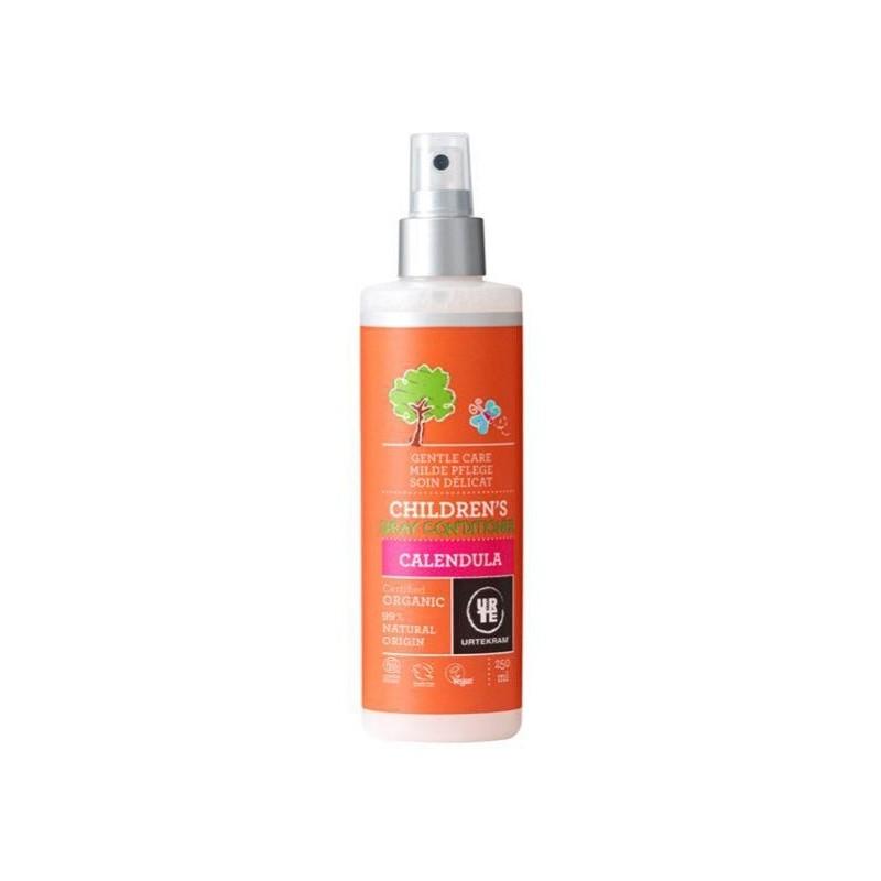 Organic Kids Calendula Spray Conditioner- Urtekram