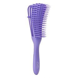 Afro Kurly Brush - Brosse Ultra Démêlante - Violette