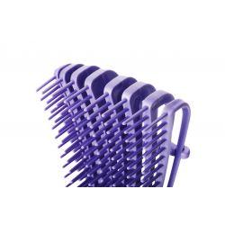 Afro Kurly Brush - Ultra Detangle Brush - Purple