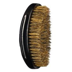 Brosse 360 Power Wave - 100% Poils de Sanglier - Medium Soft