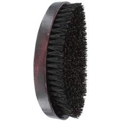 100% Boar Bristle - Soft Curved Brush - Eden