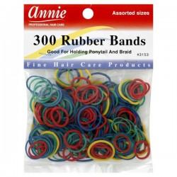 300 Mini Élastiques - Colorés