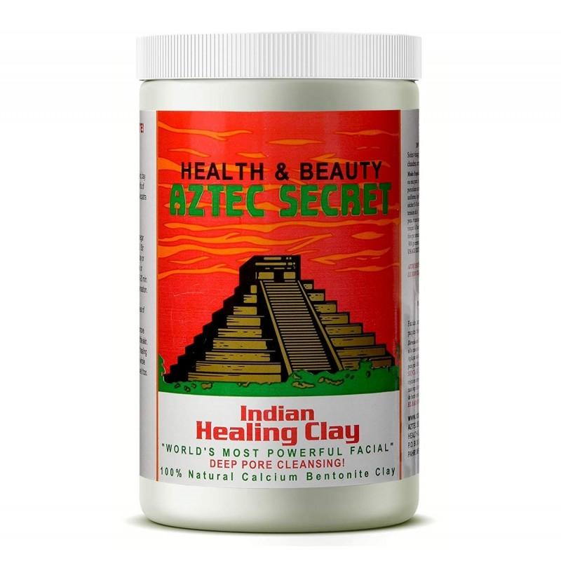 Deluxe Pure Bentonite - Aztec Secret Healing Clay - 2lb