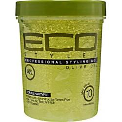 Gel Eco Styler Olive Oil à L'Huile D'Olive 473ml