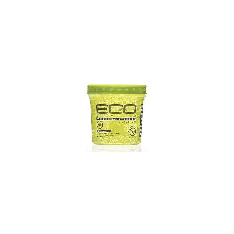 Gel Eco Styler Olive Oil à L'Huile D'Olive 236ml