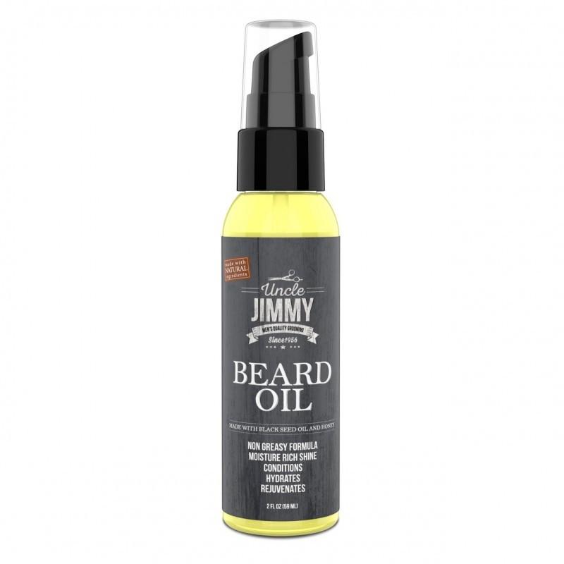 Beard Oil - Uncle Jimmy