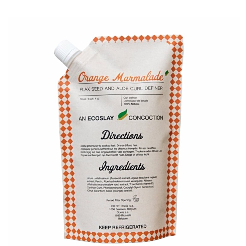 EcoSlay's - Orange Marmelade - Flaxseed jelly