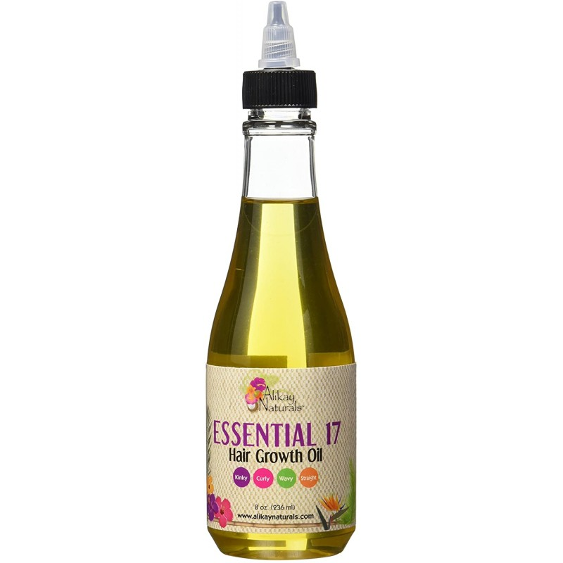 Alikay Naturals Essential growth oil