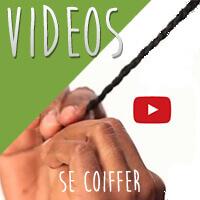 Vidéos pour se coiffer